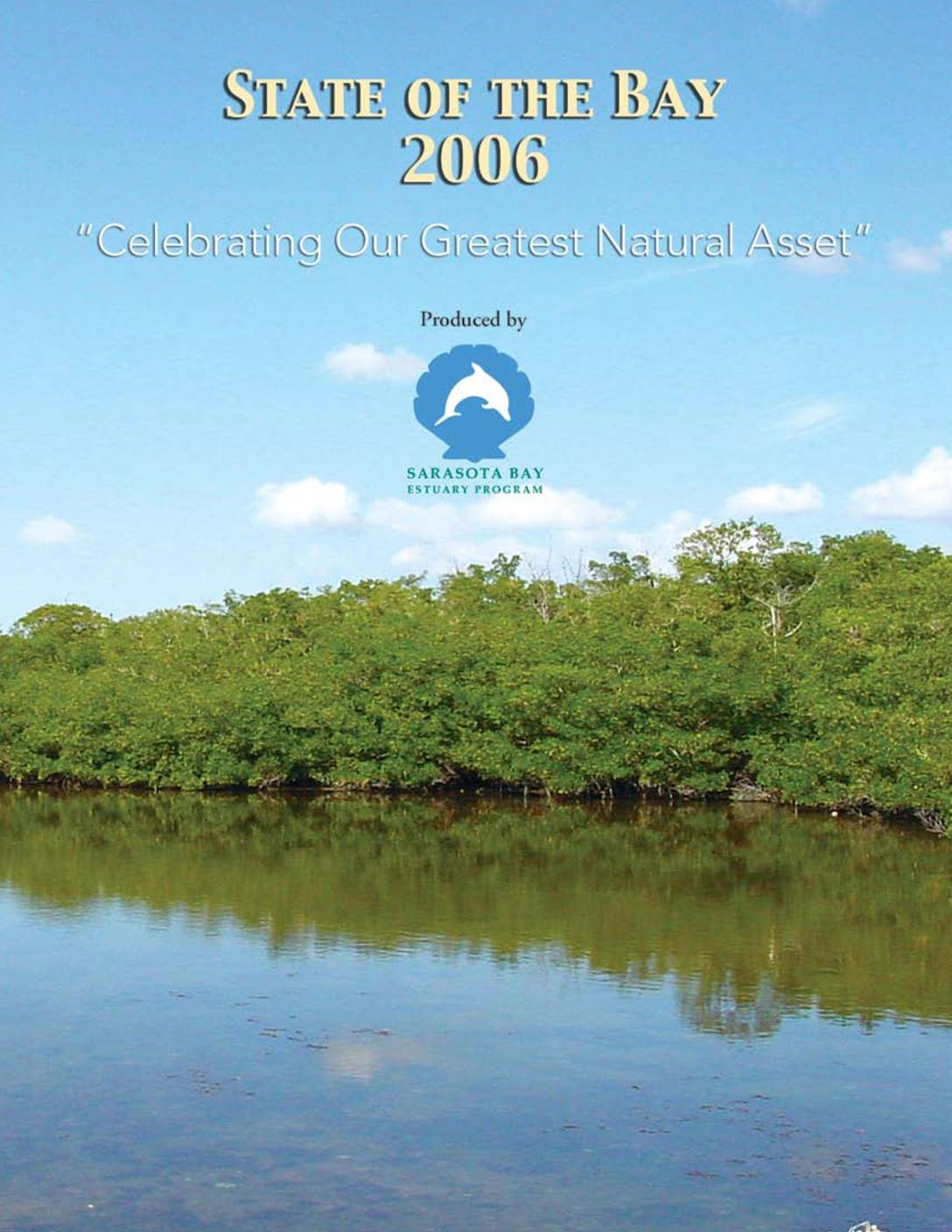 Click to read the 2006 State of the Bay Report for Sarasota Bay.