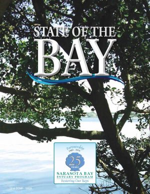 Click to read the most recent State of the Bay report for Sarasota Bay.