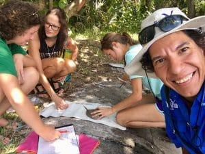 2019 Horseshoe Crab Watch Volunteers