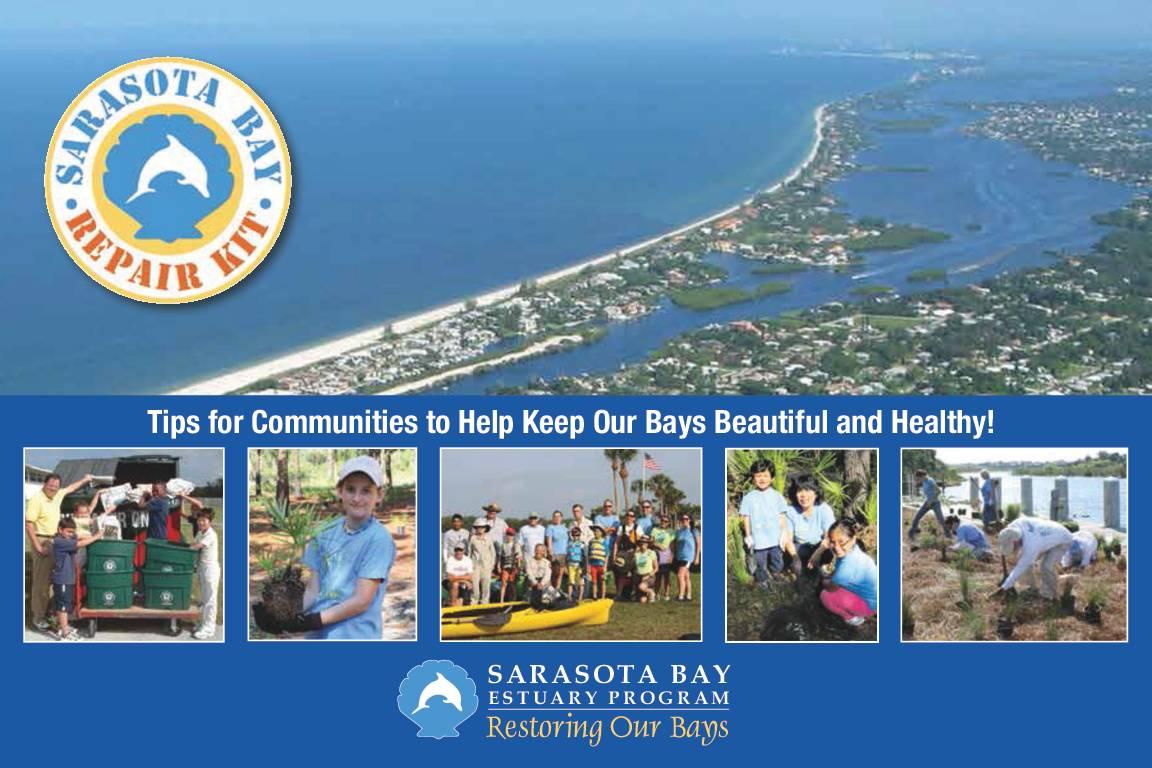 Sarasota Bay Repair Kit Brochure