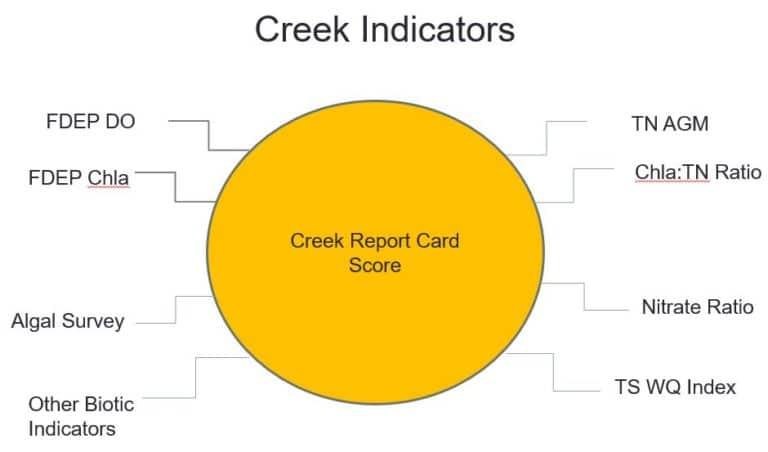 Creek Indicators