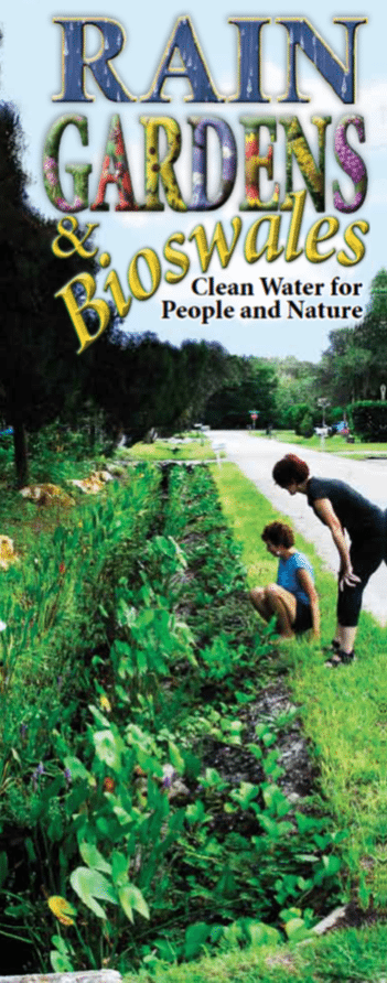 Rain Gardens and Bioswales Brochure