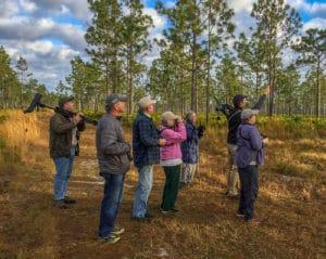 Birders in Florida