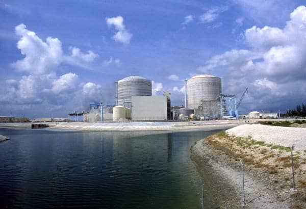 Nuclear Power Plant Hutchinson Is FL
