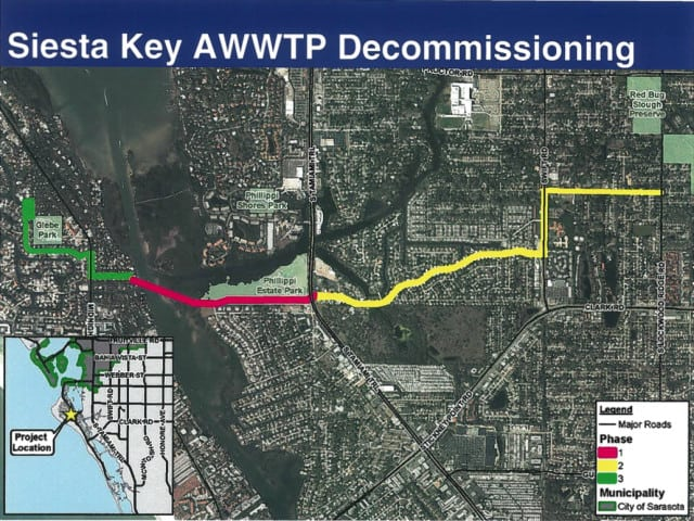 Siesta Key Wwtp Decommissioning